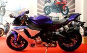 Siêu xe Yamaha R1 2015 chính thức càn quét thị trường Việt