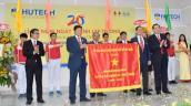 Hutech nhận Huân chương Lao động hạng Nhì
