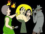 Lớp bột lạ trong thức ăn và màn kịch tinh vi của kẻ phản bội