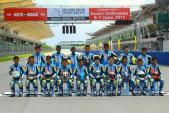 Những hình ảnh đầu tiên tại giải Suzuki Asian Challenge