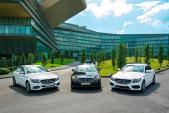Dòng xe C-Class giúp Mercedes – Benz Việt Nam đạt danh số kỉ lục