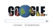 Ngày Trái đất 2015: Trắc nghiệm bạn tuổi con gì trên Google