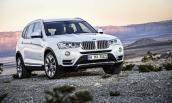 BMW sẽ tung ra mẫu X3 mới vào đầu năm 2018