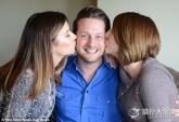 'Chuyên gia hẹn hò' và bí quyết sống hạnh phúc với hai vợ cùng lúc