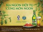 Đậm đà 'Hương quê' trong lễ hội ẩm thực Quảng Bình