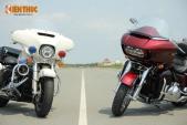 """Cặp đôi Harley touring tiền tỷ, """"hàng nóng"""" tại Việt Nam"""
