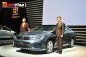 Ngắm chi tiết Toyota Camry 2015 vừa ra mắt