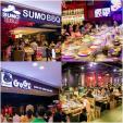Kichi Kichi, Sumo BBQ và GoGi House đổ bộ tới SC Vivo City