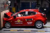 Mazda 2 sắp về VN được đánh giá cao về độ an toàn
