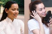 Những sao Việt gần như lột xác với làn da trắng