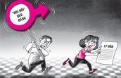 Đòi ly hôn vì chồng đòi hỏi