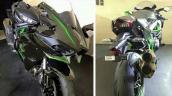 Cận cảnh siêu mô tô tiền tỷ Kawasaki Ninja H2 đầu tiên tại Việt Nam