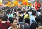 Cảnh giác ngộ độc khí ở siêu thị tầng hầm dịp lễ