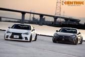 """Toyota GT86 """"biến hình"""" thành Lexus với """"đồ chơi"""" hàng hiệu"""