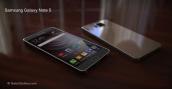Ảnh dựng Galaxy Note 5 màn hình 4K đẹp tuyệt vời