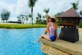 Chọn đồ bơi che khuyết điểm hình thể như hot blogger châu Á