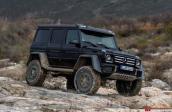"""Mercedes G500 4x4² """"nghịch đất"""" cùng Hennessey Velociraptor"""