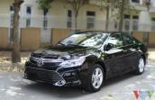 Khám phá Toyota Camry 2.5Q giá 1,36 tỷ đồng