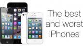 Phiên bản iPhone nào được ưa chuộng nhất?