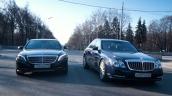 """Mercedes-Maybach S500 liệu có """"trội"""" hơn Maybach 57S?"""