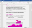 Microsoft phát hành Office 2016, cho phép nhiều người cùng biên tập tài liệu