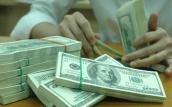 Giá USD tại nhiều ngân hàng tăng kịch trần