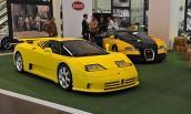 Soi huyền thoại EB110 SS 1992 đã đi vào lịch sử của Bugatti