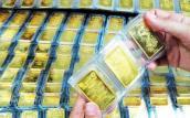 Vàng trong nước và thế giới đồng loạt tăng giá