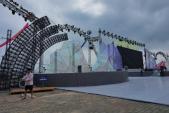 Sân khấu tuyệt đẹp của Carnaval Hạ Long 2015