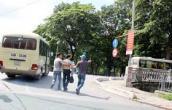 Xe khách tuyến Hà Nội – Hải Phòng nhắn tin, đe dọa, giành khách