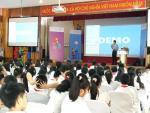 Microsoft tổ chức ngày hội công nghệ lập trình