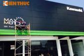 Showroom Kawasaki 3S đầu tiên tại VN chuẩn bị ra mắt