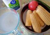 Cách làm sữa ngô thơm mát ngày hè