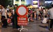 Cấm xe máy, chó ngàn đô ngênh ngang dạo phố đi bộ Nguyễn Huệ