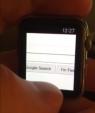 Dùng Apple Watch duyệt web