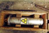 Thất lạc nguồn phóng xạ, bắt buộc gắn định vị để tìm