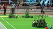 Kết quả bảng A và bảng B vòng Chung kết Robocon Việt Nam 2015