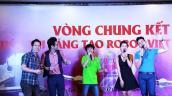 Robocon Việt Nam 2015: Không khí tràn đầy nhiệt huyết trước giờ G