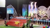 Sẵn sàng cho lễ Khai mạc vòng Chung kết Robocon Việt Nam 2015