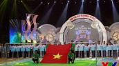 Toàn cảnh lễ khai mạc VCK Robocon Việt Nam 2015