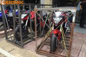 Chi tiết cặp đôi Honda CB1000R 2015 vừa cập bến Sài Thành