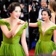 Váy hàng hiệu lộng lẫy của sao Hoa ngữ tại Cannes
