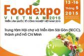 Vietnam Foodexpo 2015: cầu giao thương của DN Việt