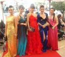 Thời trang rườm rà và quê mùa của sao Việt tại các mùa LHP Cannes