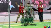 VCK Robocon Việt Nam 2015: FR1 và SVI-01 tiếp tục tỏa sáng