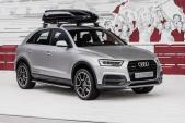 Audi Q3 hầm hố, mạnh mẽ hơn nhờ gói trang trí off-road mới
