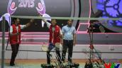 VCK Robocon Việt Nam 2015: Công nghệ tranh tài cùng kỹ năng