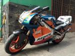 """Ngắm sportbike """"khói thơm"""" Honda NSR 250R """"còn zin"""" ở Sài Gòn"""