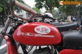 """Hàng trăm """"siêu xe máy"""" XHCN """"náo loạn"""" đường phố Hà Nội"""