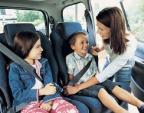 Mẹo để trẻ nhỏ ngồi yên trên xe khi đi du lịch